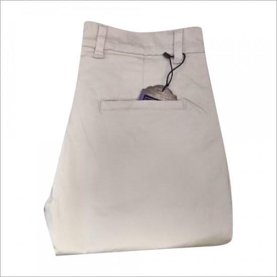 Mens Plain Cotton Pant